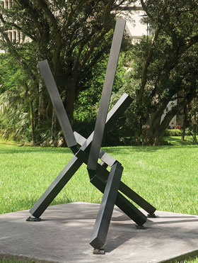 John Henry Untitled sculpture photo