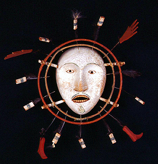 native america mask